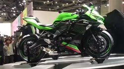 Kawasaki Zx 25r Global Launch Delayed Due To Covid 19 Pandemic