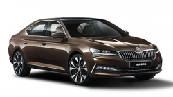 Skoda Superb Facelift India Launch Price Rs 29 99 Lakh Specs Features Updates Details