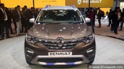 Renault Triber Amt India Launch On May 18 Will Rival The Datsun Go Plus Cvt Details