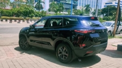 Tata Harrier Dark Edition Bs6 Model Deliveries Started Specs Features Price Details