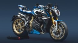 Mv Agusta Brutale 1000rr Ml Limited Edition Unveiled One Off Paint Scheme Details