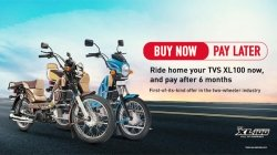 Tvs Xl 100 New Emi Scheme Launched Buy Now Pay After Six Months Details