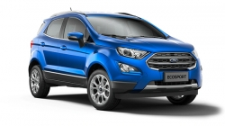 Ford Ecosport Titanium Automatic Launched India Price Rs 10 67 Lakh Specs Features Updates