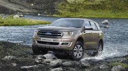 Ford Increases The Price Of The Bs6 Endeavour For The Indian Market Details Specifications