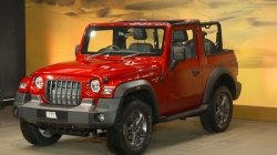 New Mahindra Thar Unveil Design Interiors Features Specs Details