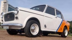 Check Out This Beautifully Modified Premier Padmini Read More To Find Out