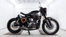 Royal Enfield Classic 350 Modified Into A Bobber Read More To Find Out