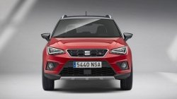 Seat Arona Spotted Testing In India Spy Pics Details