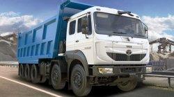 Tata Motors Launches Signa 4825 Tk Largest Tipper Truck In India