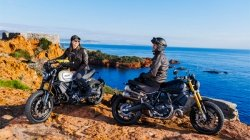 Ducati Scrambler 1100 Pro And The Scrambler 1100 Sport Pro Launched In India