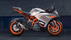 Ktm Rc 125 Rc 200 Rc 390 New Colours Launched In India Prices Specs Details