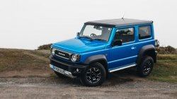 Maruti Suzuki Jimny Exclusive Production Hub In India Five Door Model Details