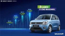 Maruti Suzuki Wagon R Cng Production Crosses 3 Lakh Units New Milestone Achieved Details