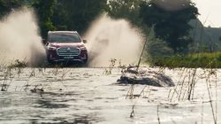 Mg Gloster Off Road Capabilities Showcased Ahead Of Launch Drive Modes 4x4 Details