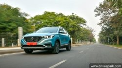Mg Zs Ev Launching In New Cities Soon Teaser Video Released Details