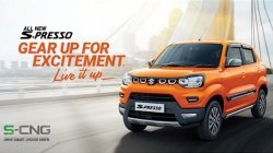 Maruti Suzuki S Presso Mini Suv For Young Urban Buyers