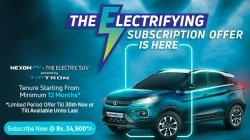 Tata Nexon Ev Limited Time Subscription Offer Introduced Price Tenure Details