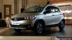 New Tata Tigo Nrg Spy Pics Spotted Testing Ahead Of Launch Details
