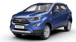Ford Ecosport Price Hike Announced In India Receives Marginal Increase Details