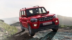 Mahindra Scorpio Android Auto Apple Carplay New Touchscreen Infotainment System Details
