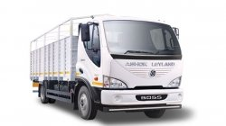 Ashok Leyland Boss Lx Le Bs6 Icv Launched Starting At Rs 18 Lakh Payload Features Details