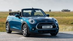 Mini Convertible Sidewalk Edition Launched In India At Rs 44 90 Lakh Specs Features Details