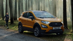 Ford Ecosport Active Revealed Globally Specs Updates Features Details