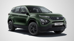 Tata Harrier Camo Edition Price Rs 16 40 Lakh Launch Specs Features Updates Details