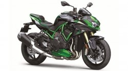 New Kawasaki Z H2 Se 2021 Unveiled Specs Features Upgrades Details