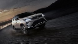 Toyota Fortuner Facelift Unofficial Bookings Open Specs Features Details
