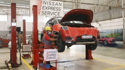 Nissan Sales Service Network Expansion 50 New Touchpoints Added Details