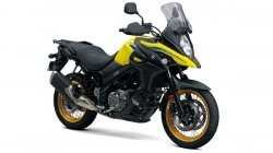 Suzuki V Strom 650xt Bs6 Launched In India At Rs 8 84 Lakh Specs Features Details