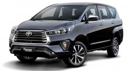 Toyota Innova Crysta Facelift India Launch Price Rs 16 26 Lakh Specs Features Updates Details