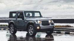 Mahindra Thar First Month Dispatch Figures Revealed Deliveries Details