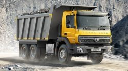 Bharatbenz Introduces 8 New Trucks Buses Indian Portfolio Specs Features Details