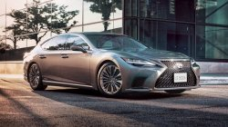 Lexus Ls500 Nishijin India Launch Price Rs 2 22 Crore Specs Features Details