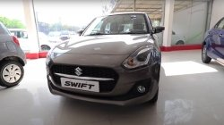 2021 Maruti Suzuki Swift Starts Arriving At Dealerships Read More To Find Out