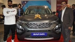 Tata Safari Deliveries Begin First Model Sold Punjab Parmish Verma Details