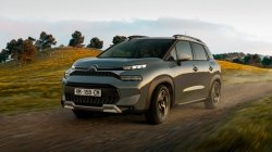 Citroen C3 Aircross Spid Testing Without Wraps Here Are The Details