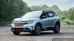 Citroen C5 Aircross Pre Bookings Begin In India Ahead Of Launch This Month Details