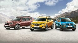 Renault Car Discounts March Kwid Triber Duster Offers Benefits Worth Rs 75000 Details
