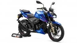 Tvs Apache Rtr 200 Ride Modes On Single Channel Abs Variant Price Rs 1 28 Lakh Details