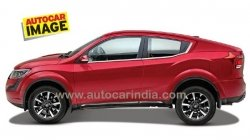 Mahindra Xuv900 First Coupe Suv From The Brand Expected Design Features Specs Details