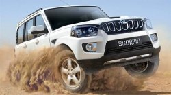 New Mahindra Scorpio Spy Pics Spotted Testing In Desert Ahead Of India Launch Details