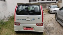 Maruti Wagonr Electric Spy Pics Hatchback Spotted In Production Ready Guise Ahead Of Launch