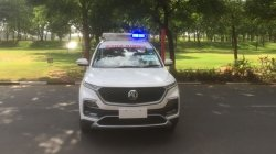 100 Mg Hector Ambulances To Be Delivered For Service In Nagpur And Vidarbha