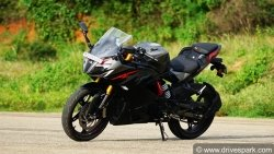 Tvs Motor Company Bikes Scooters Sales India April 2021 Records Over 322683 Units Sales Details
