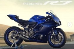 Yamaha R7 Images Leaked Ahead Of Launch Global Reveal On 18 May