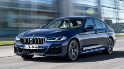 2021 Bmw 5 Series Facelift Launch Date In India On 24 June Price Booking Details