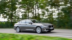 2021 Bmw 5 Series India Launch Price Rs 62 90 Lakh New Idrive 620nm Engine Msport Available